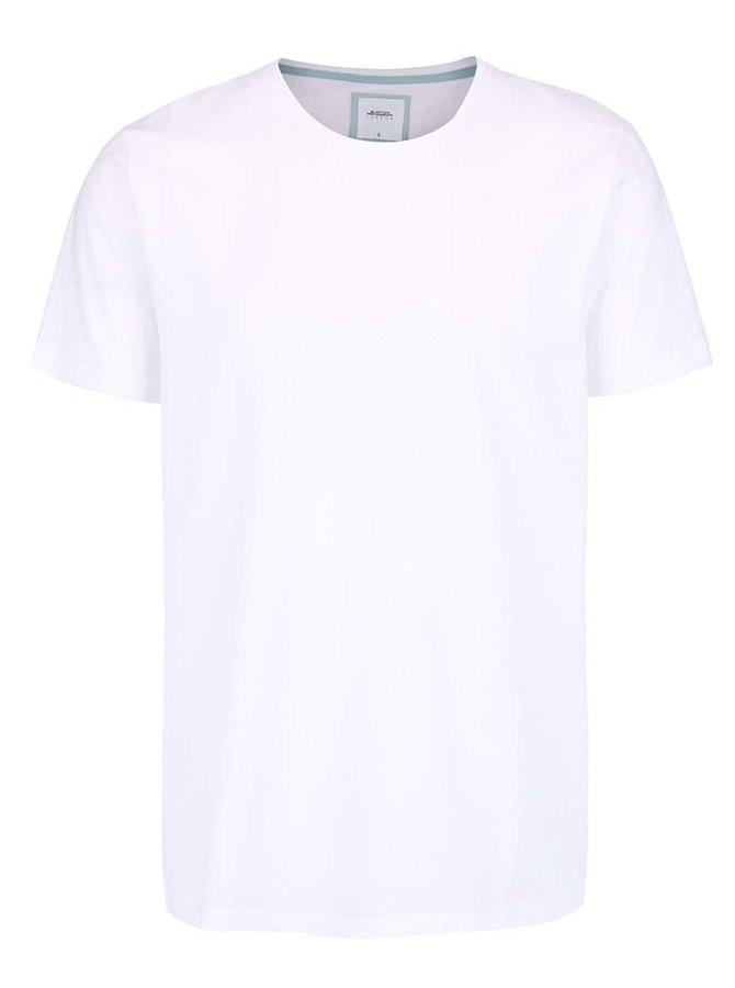 Biele tričko Burton Menswear London