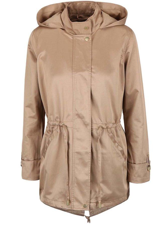 Jachetă parka Dorothy Perkins crem