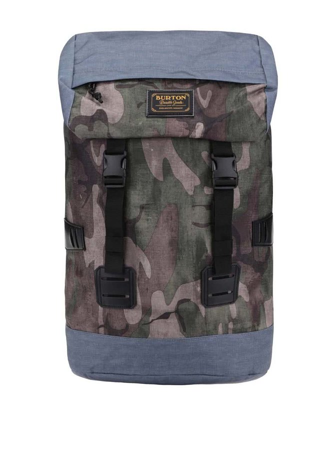 Modro-zelený batoh Burton Tinder Pack
