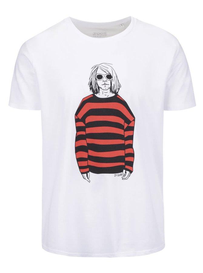 Biele pánske tričko ZOOT Originál Club 27