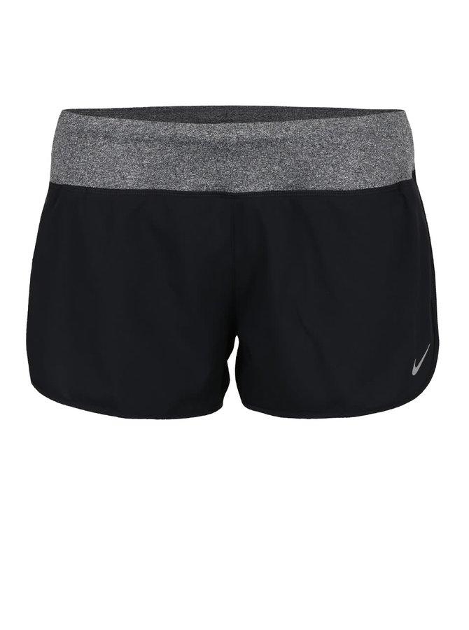 Pantaloni scurți Nike 3In Rival cu talie lejeră