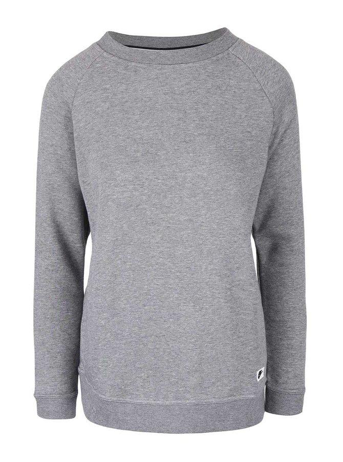 Bluză sport gri Nike Modern Crew