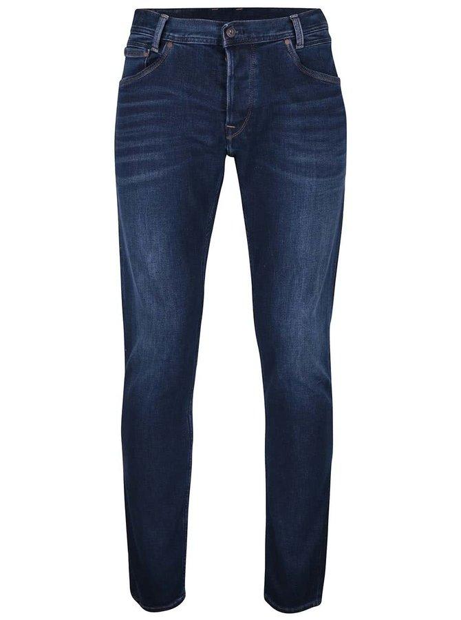 Modré pánské slim džíny Pepe Jeans Spike