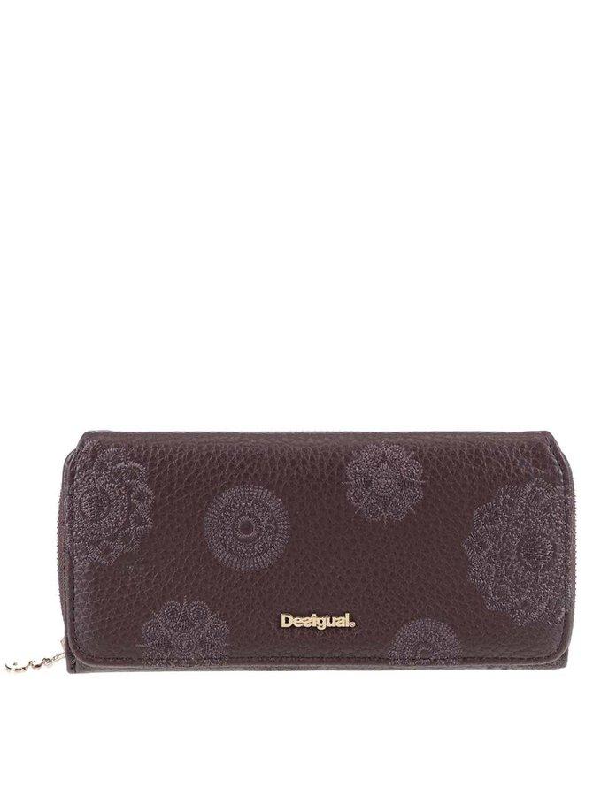 Hnedá peňaženka Desigual Maria Alexa