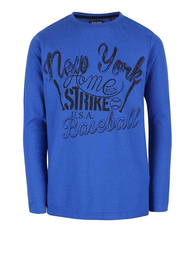 Bluză albastră Blue Seven de băieți