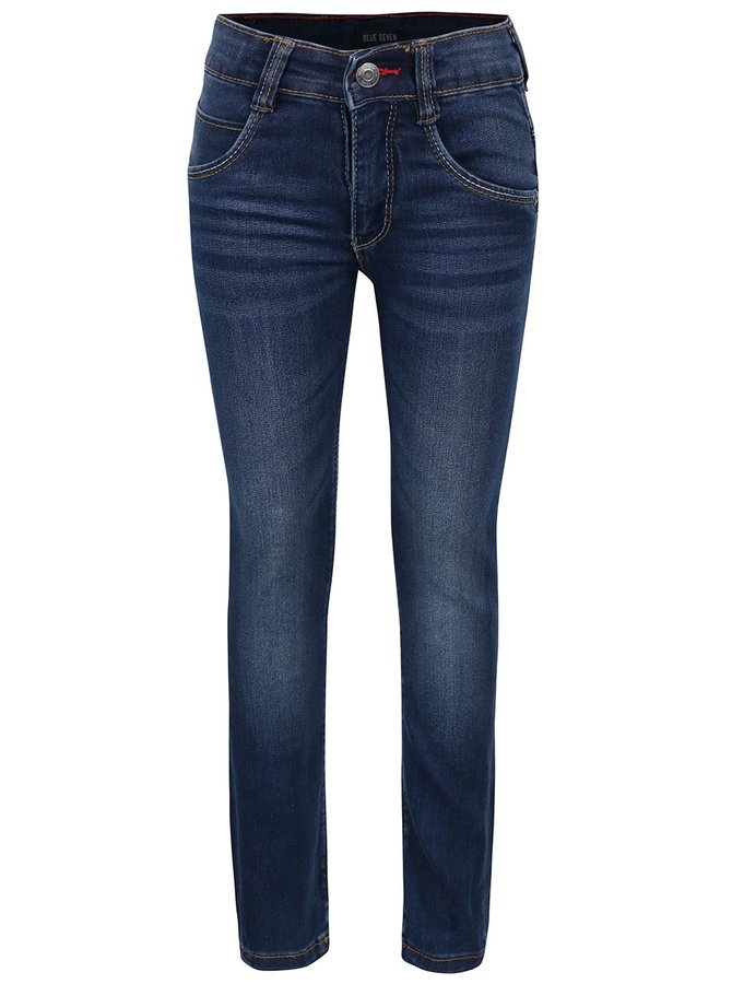 Tmavě modré klučičí džíny Blue Seven