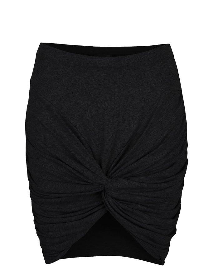 Černá sukně Noisy May Mandel