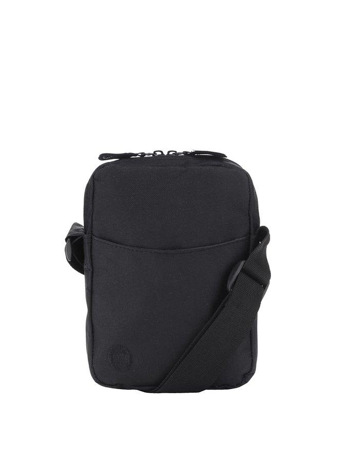 Geantă neagră  crossbody din textil Mi-Pac Rubber pentru bărbați