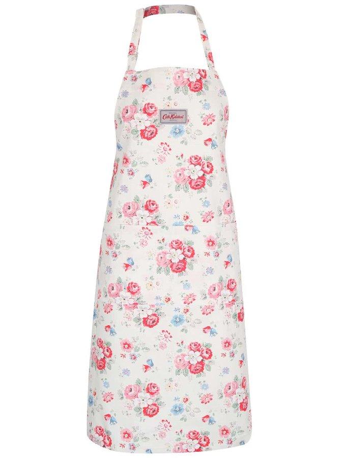 Șorț crem de bucătarie cu model floral Cath Kidston