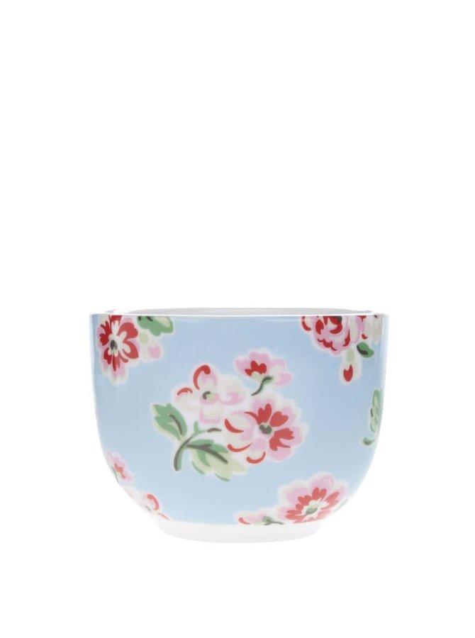 Modrý kalíšek s květovaným vzorem Cath Kidston