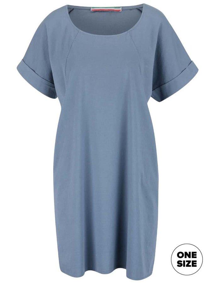 Rochie albastră ZOOT Simple