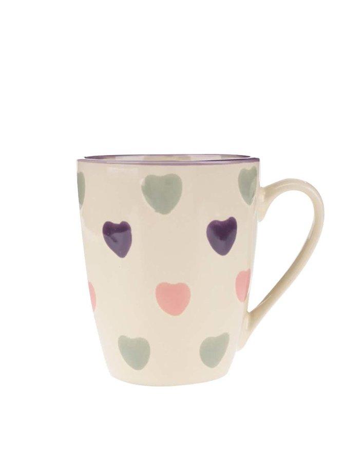 Cană ceramică cu imprimeu Dakls