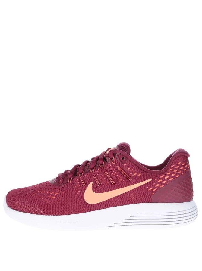 Pantofi sport vișinii Nike Lunarglide 8