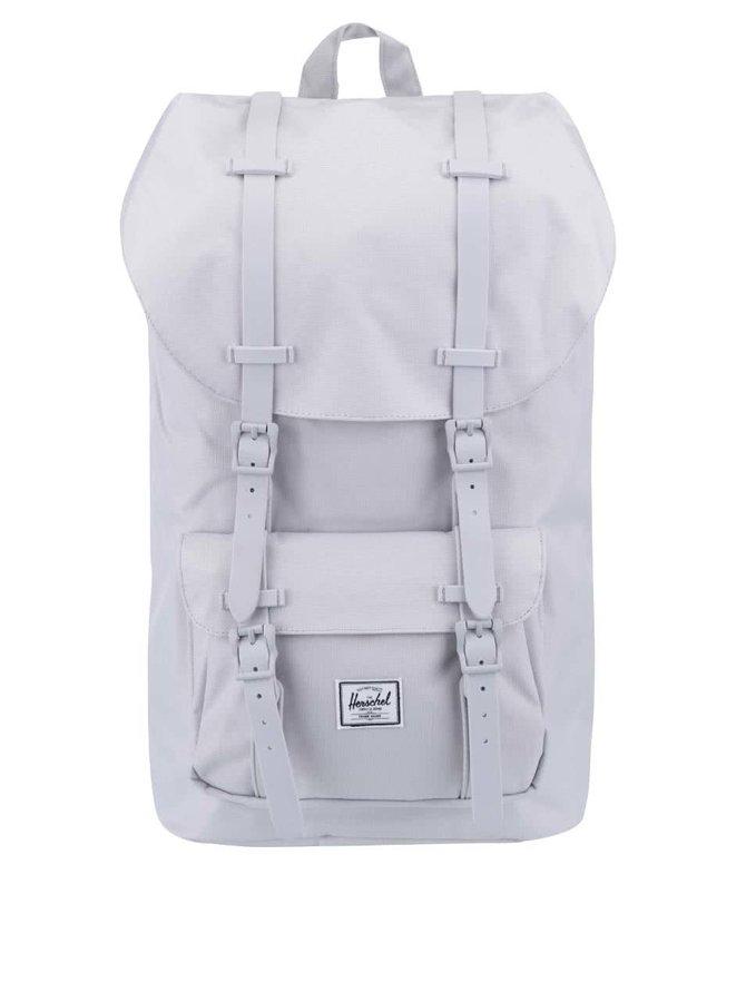 Světle šedý dámský batoh Herschel Little America