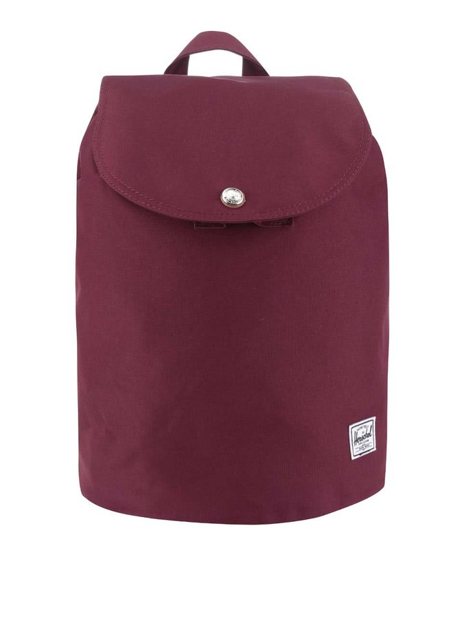 Vínový menší dámsky batoh Herschel Reid 10,5 l