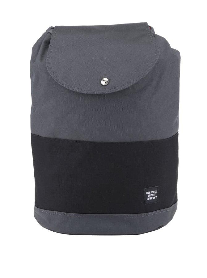 Tmavě šedý dámský batoh Herschel Reid 21 l
