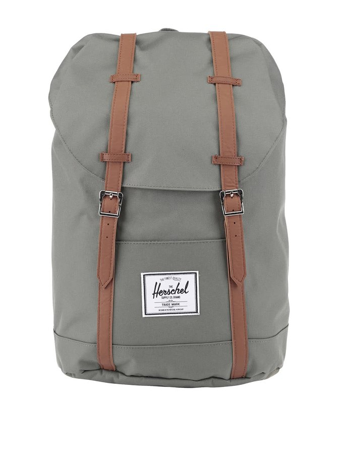 Khaki batoh Herschel Retreat