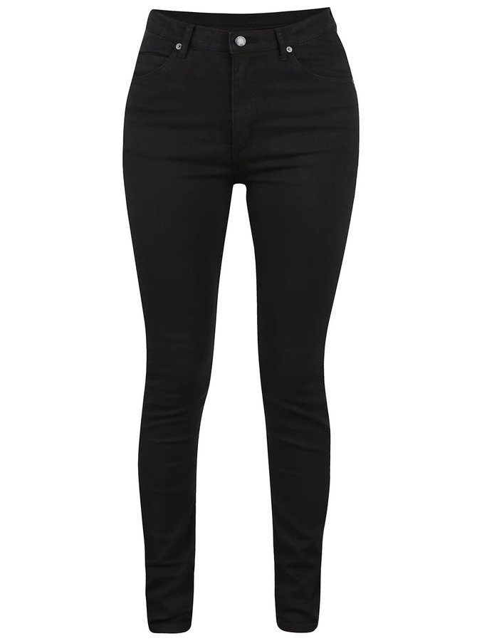 Blugi negri skinny Cheap Monday Second