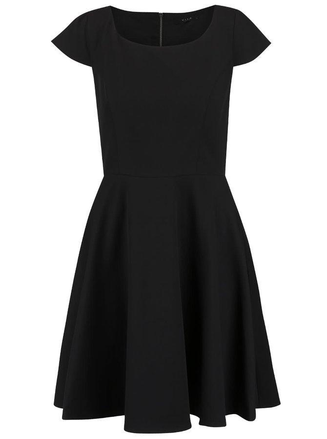 Čierne šaty VILA Sonni