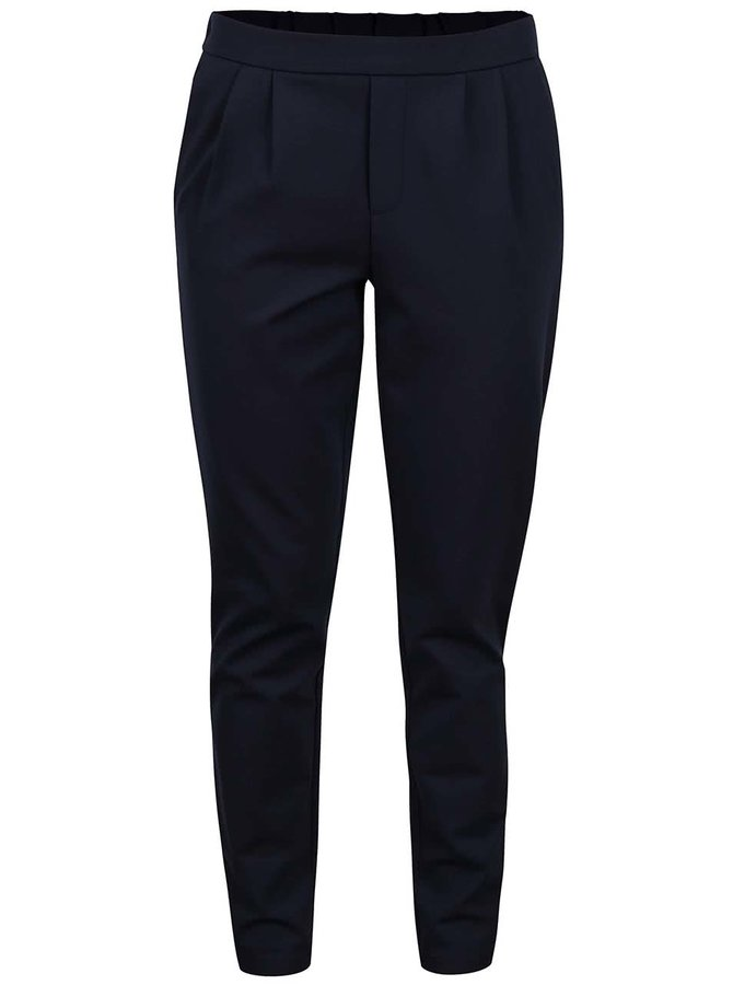 Pantaloni bleumarin ONLY Rita