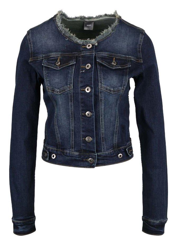 Tmavě modrá džínová bunda ZOOT Now