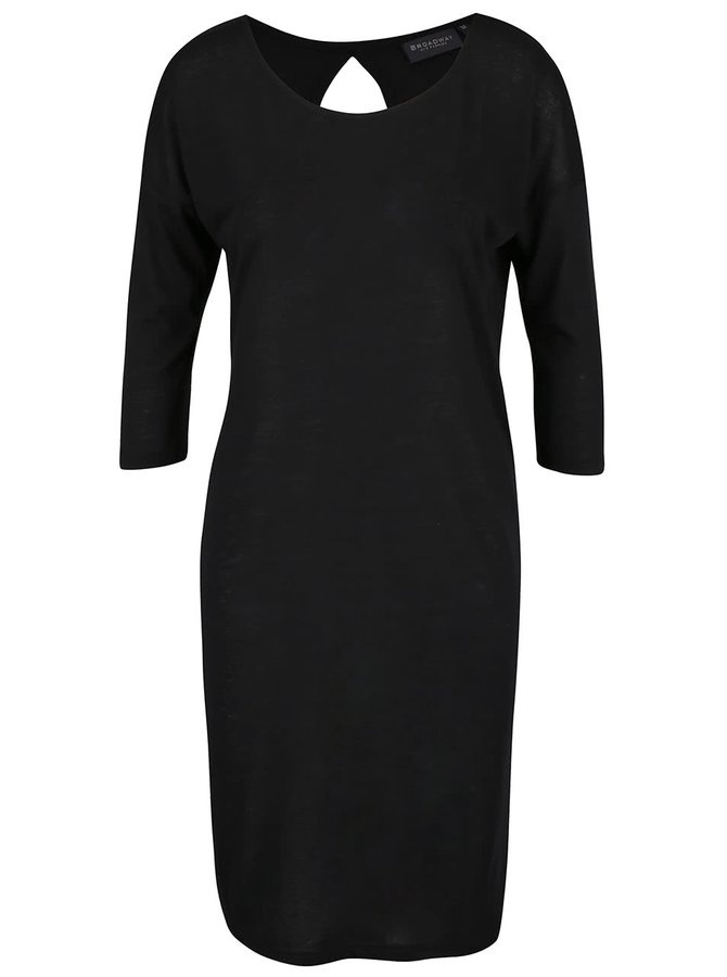 Černé šaty Broadway Nataly
