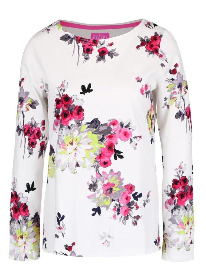 Bluză din bumbac Tom Joule Harbour cu imprimeu floral