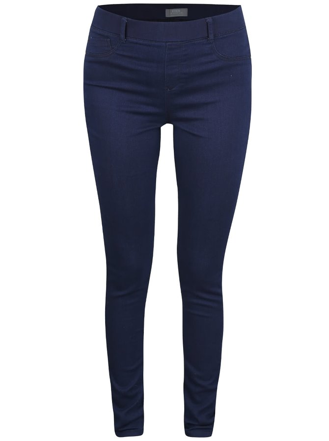 Tmavomodré ultra soft jeggings Dorothy Perkins
