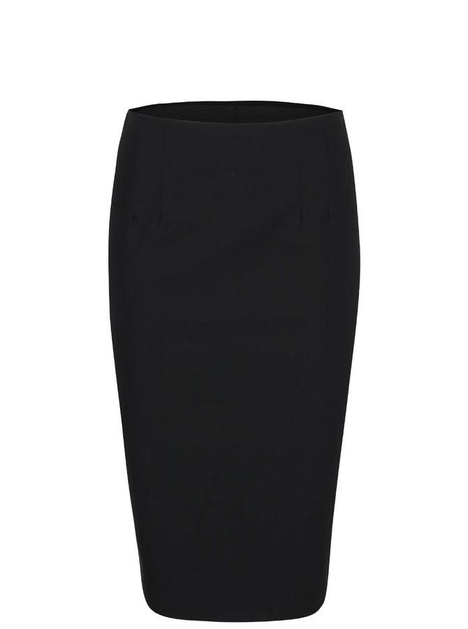 Čierna puzdrová sukňa Dorothy Perkins