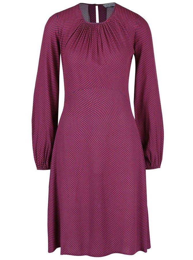 Rochie cu mâneci lungi Closet roz