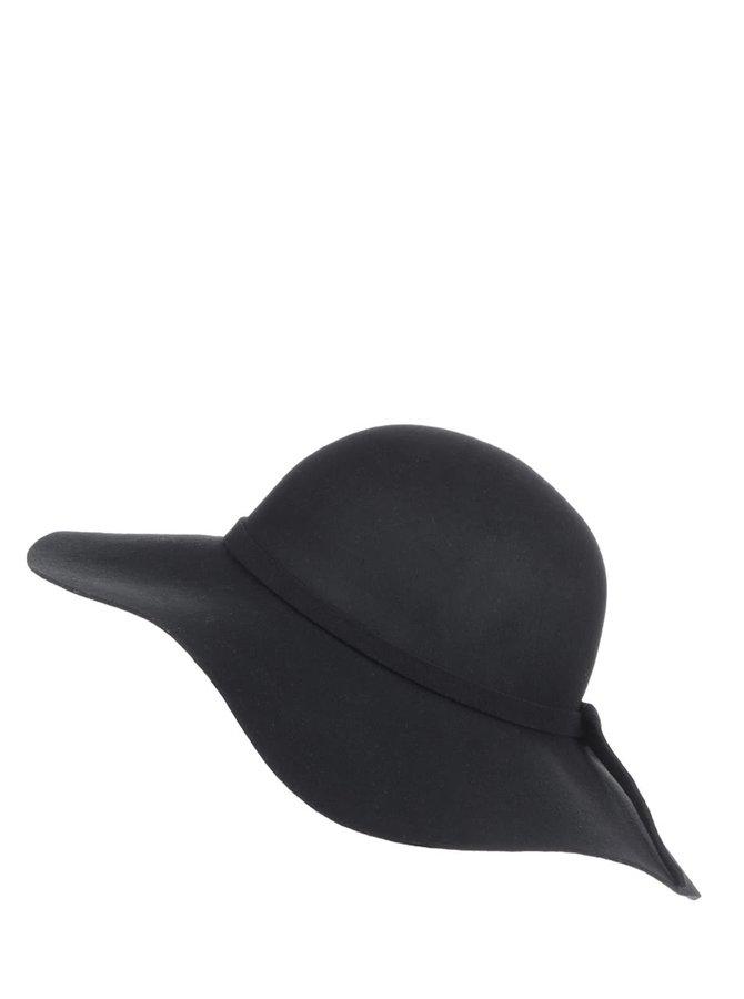 Černý klobouk ONLY Amara