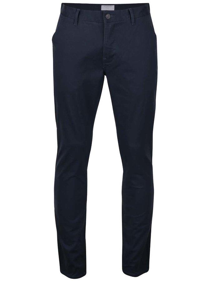 Pantaloni chinos albastru-închis Lindbergh
