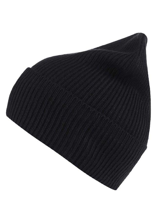 Černá zimní čepice Shine Original