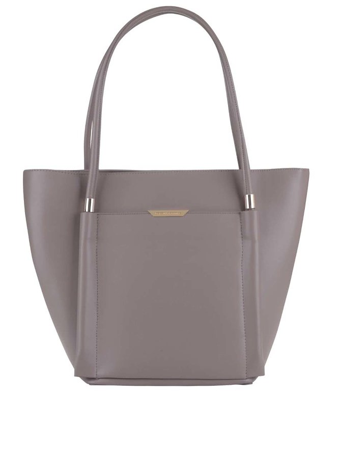 Šedý shopper Dorothy Perkins