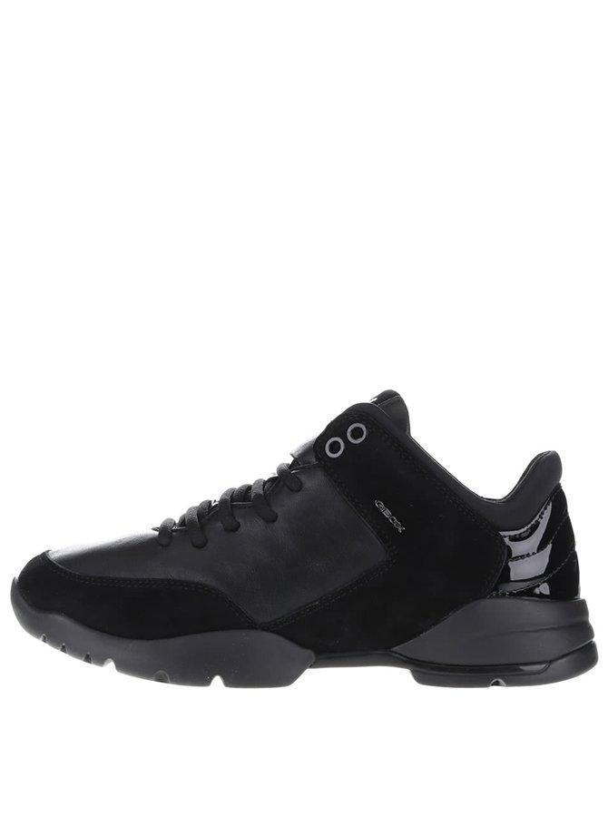 Pantofi sport negri Geox Sfinge