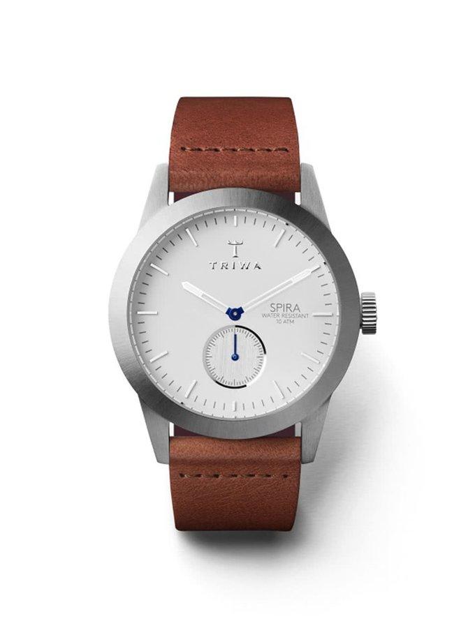 Hnedé unisex hodinky TRIWA Ivory Spira