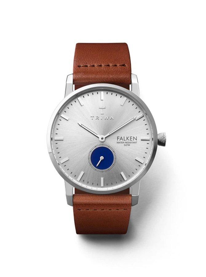 Hnedé unisex hodinky TRIWA Blue Eye Falken