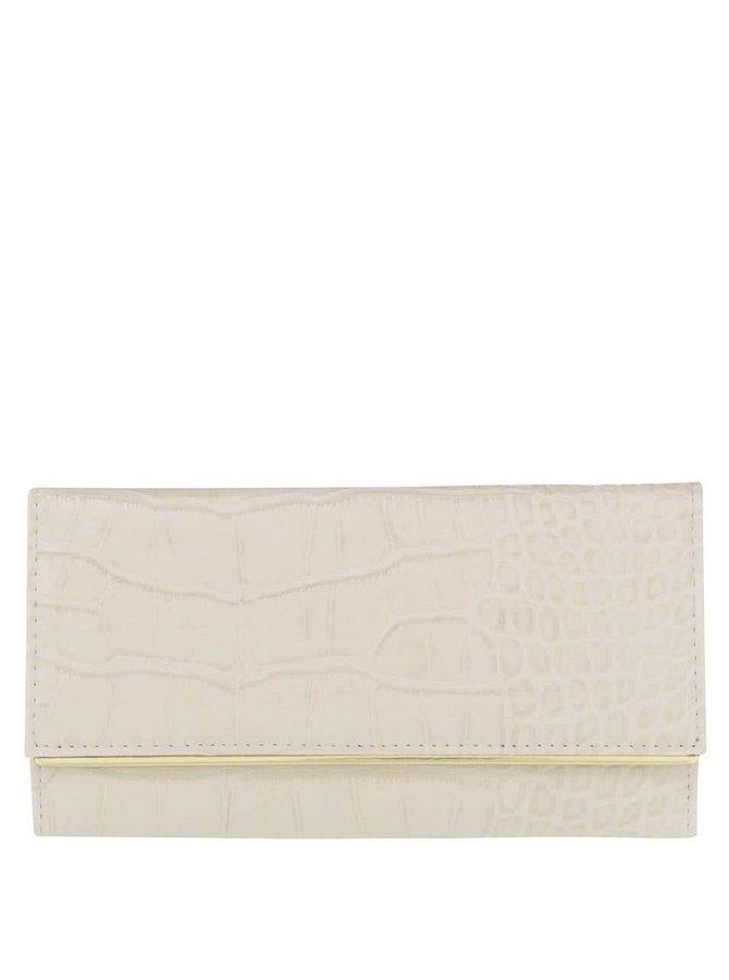 Béžová peněženka s hadím vzorem Haily´s Snake