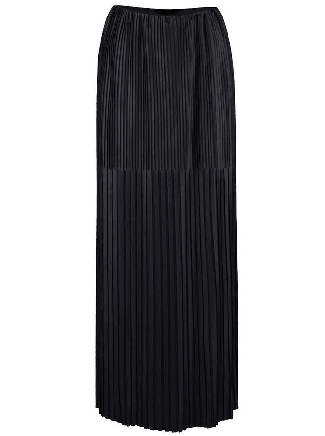 Fustă neagră Miss Selfridge plisată