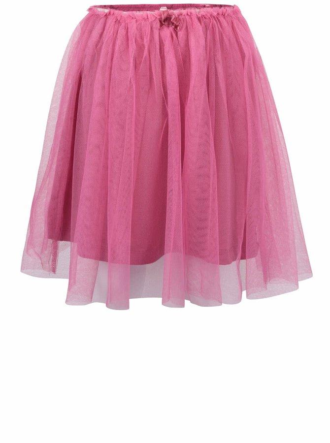Růžová holčičí sukně North Pole Kids