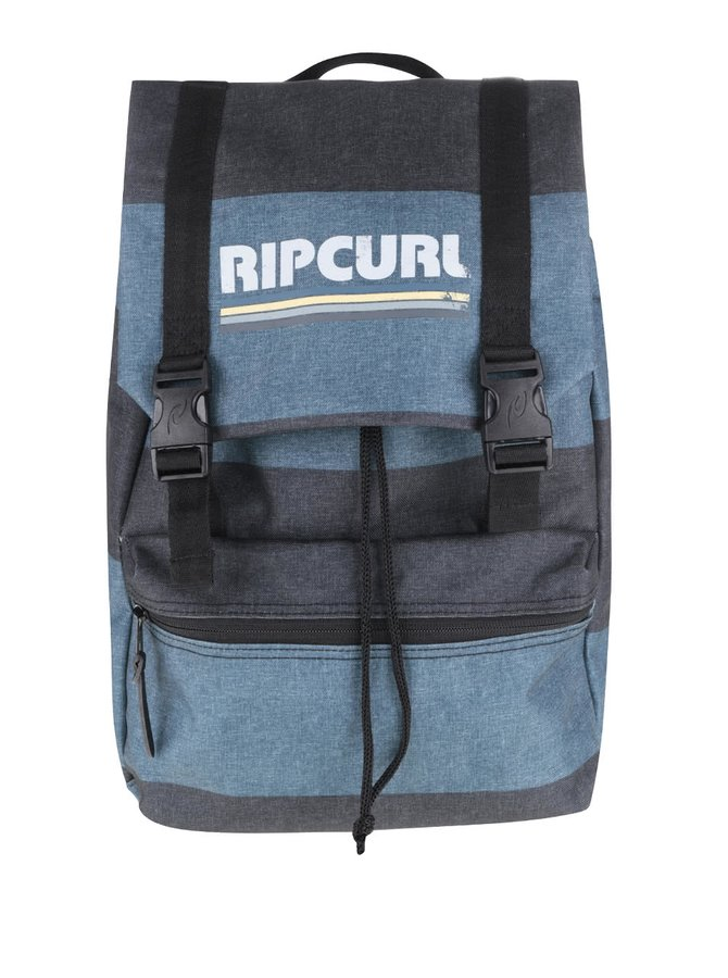 Sivo-modrý pánsky batoh Rip Curl Modern Retro Rocker