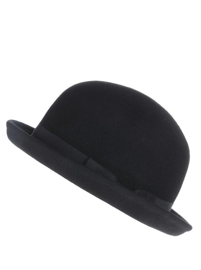 Čierny klobúk ONLY Shaya