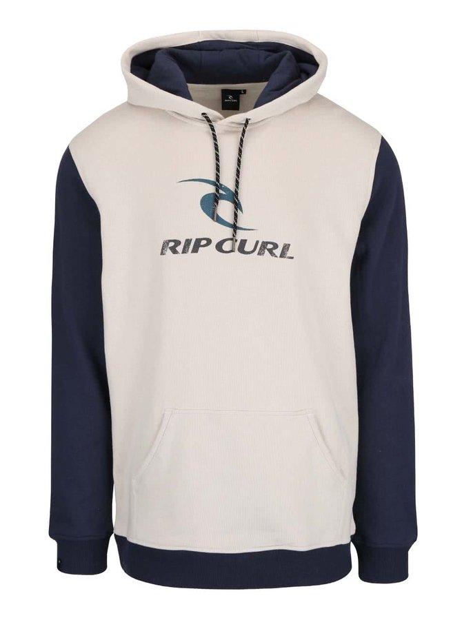 Hanorac bej & albastru Rip Curl Corps pentru bărbați