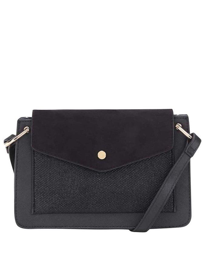 Čierna menšia kabelka Dorothy Perkins