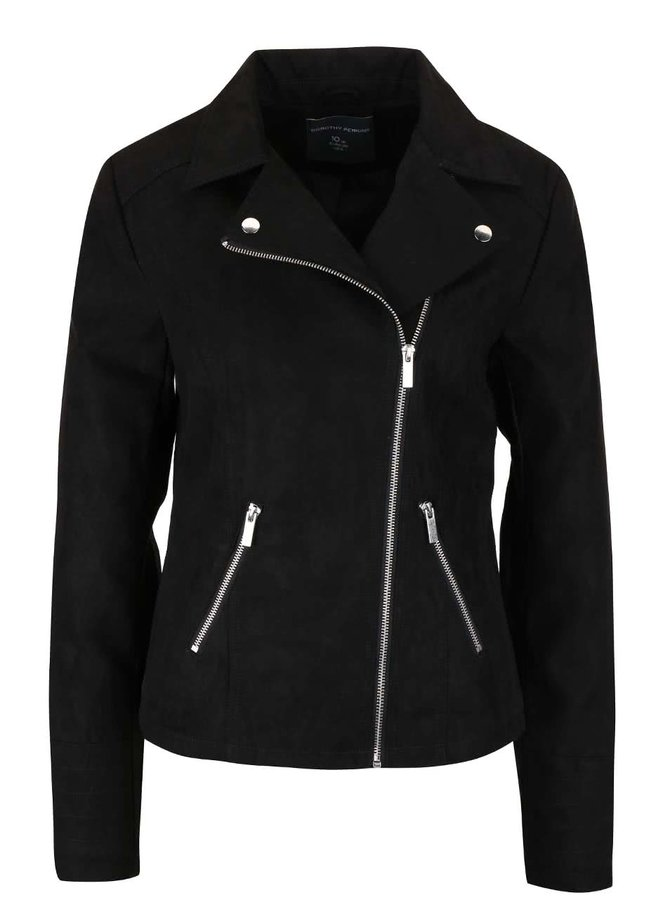 Jachetă neagră Dorothy Perkins