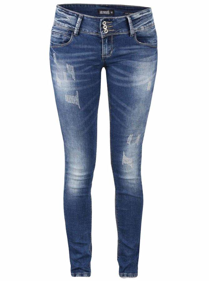 Tmavě modré džíny Haily´s Camila