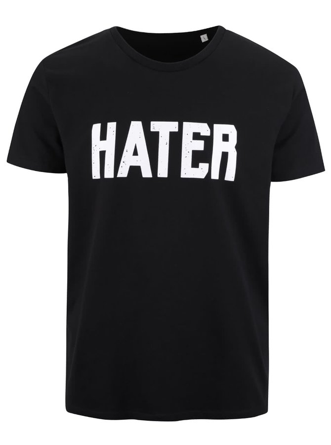 Čierne pánske tričko ZOOT Originál Hater