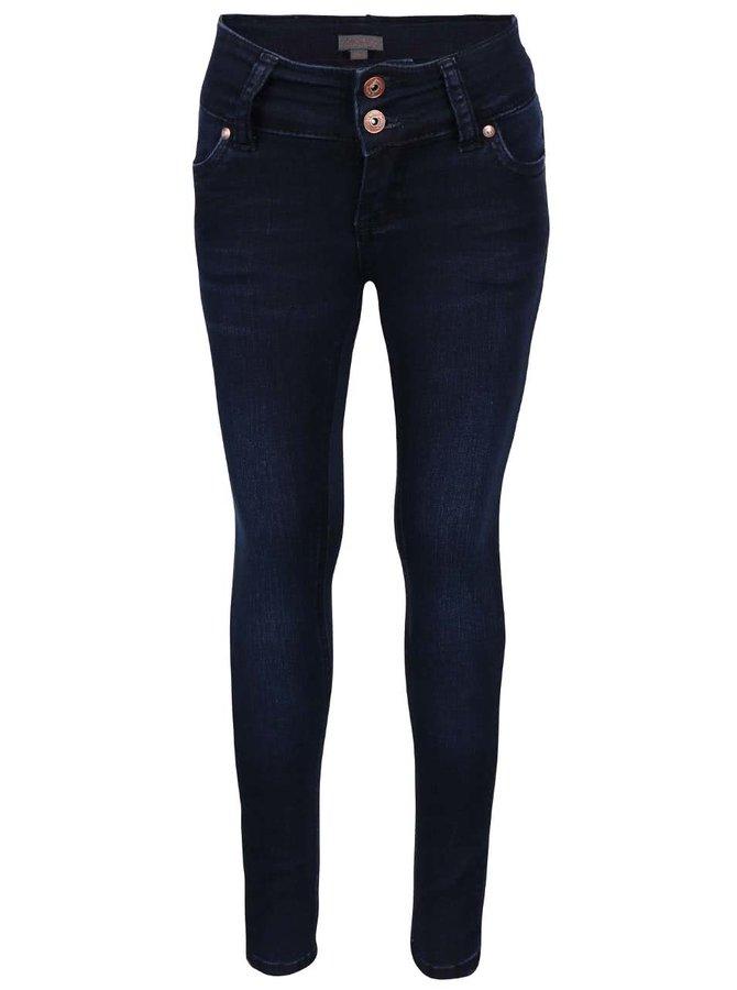 Tmavě modré holčičí džíny Cars Jeans Abigail