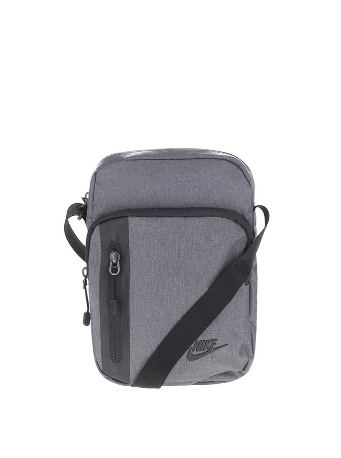 Modrosivá crossbody taška Nike Core Small