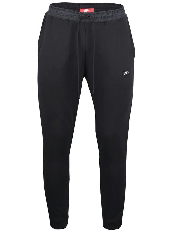 Čierne pánske tepláky Nike Modern